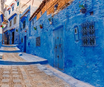 guided tour of Chefchaouen with a small group