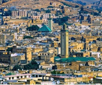 Visiting Fez from Spain