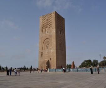 Rabat City tour from Spain