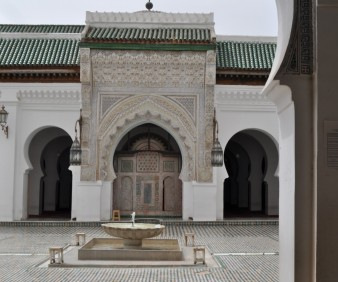 Fez Islamic sites