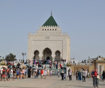 Muslim tour of Rabat