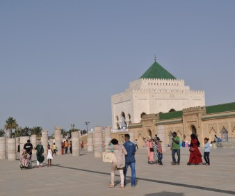 mausoleum visits of Morocco