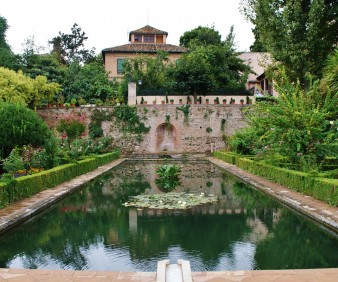 Islamic Garden tours to Spain