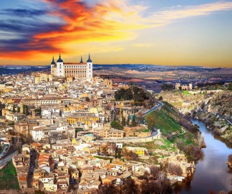 Cultural tours to Spain