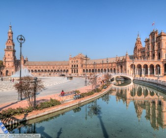 Islamic architecture tour of Spain