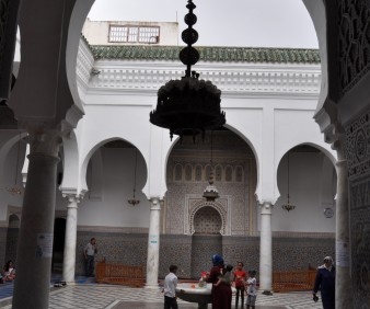 Sufi retreats in Spain and Morocco