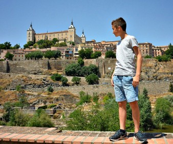 Walking tour of Toledo historic sites