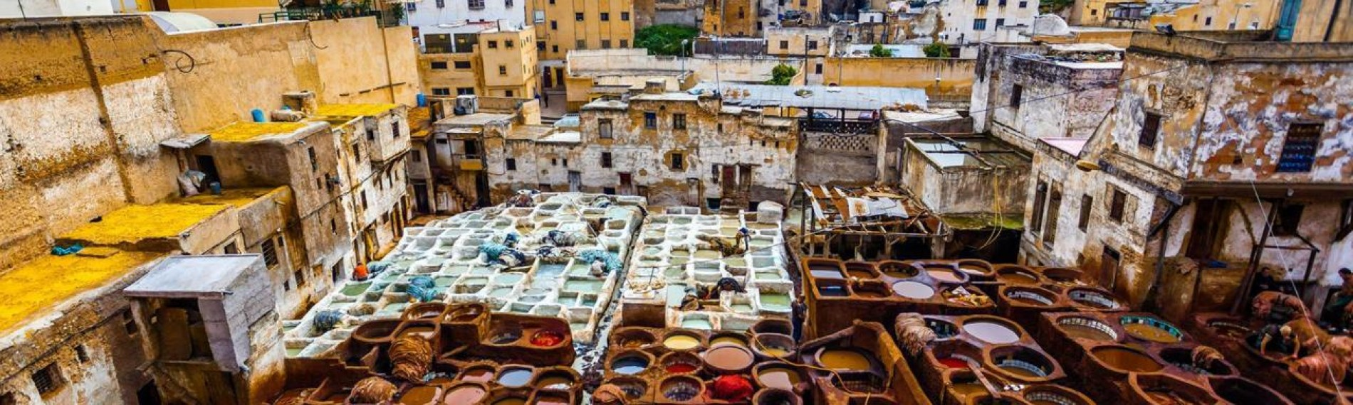 3 days tour to Morocco from Spain
